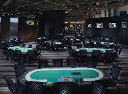 Poker Card Rooms