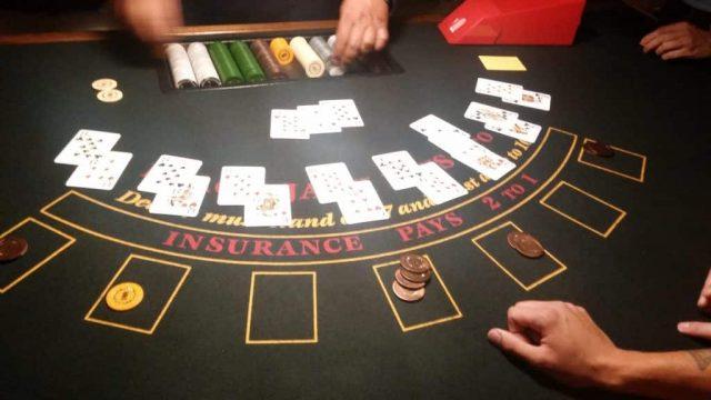 Blackjack Betting Methods
